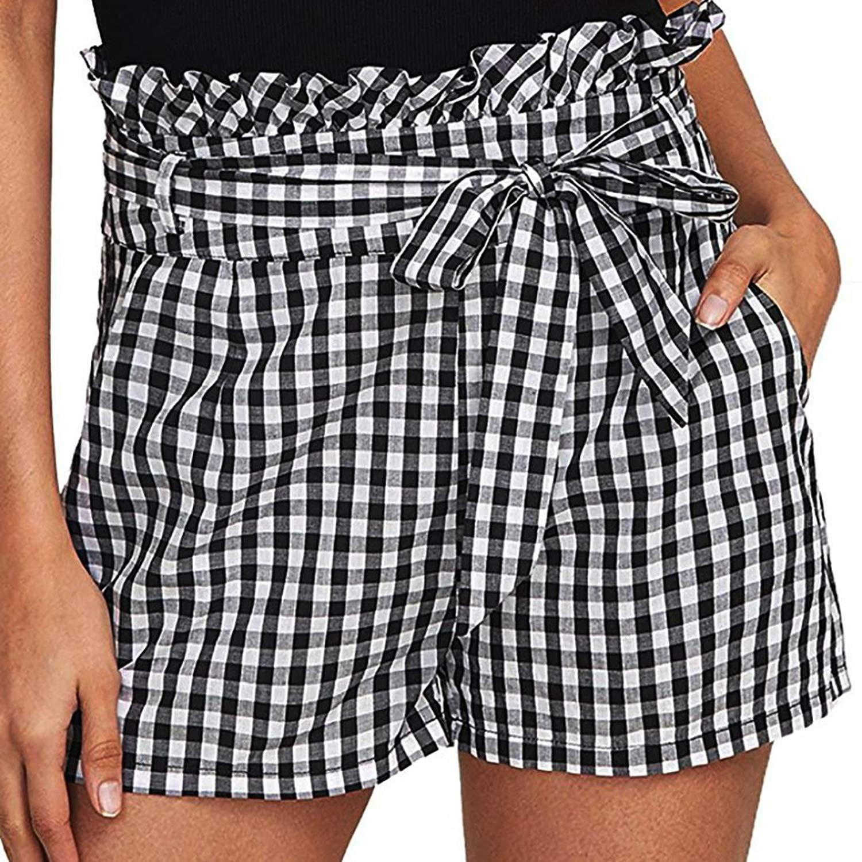 9dc9118b1d Cheap Plaid Womens Shorts, find Plaid Womens Shorts deals on line at ...