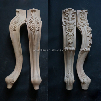 Wood Carving Crafts Wooden Legs Antique