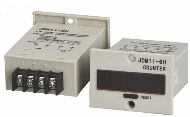 Jdm11-6h (4Pin) 6 Digit Electronic Counter Punch Counter