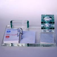 Custom Office Decoration Crystal Pen Holder