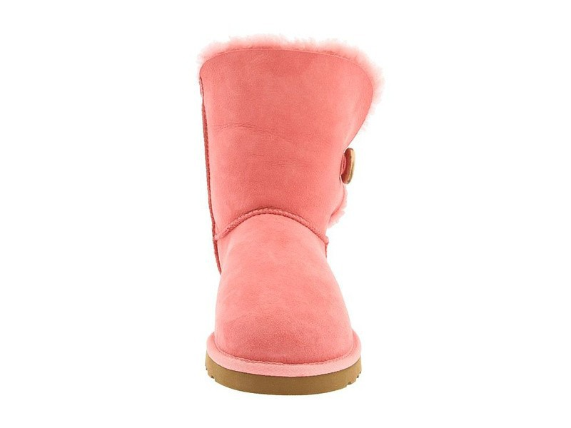 UGG Bailey Bouton Bottes 5803 Pale Red_4