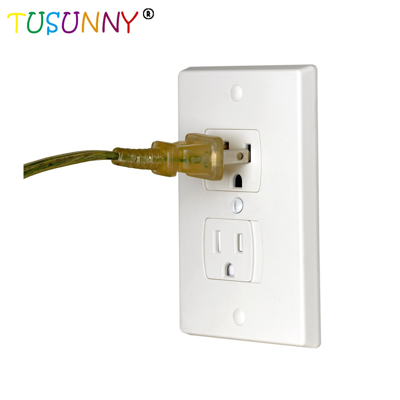 Child Safety Plug Socket Covers Electric Outlet Cover Protector Baby