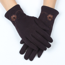 New styleish womens warm winter glives comfortable smart phone touch screen gloves