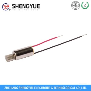 low voltage vibration motor micro coreless dc motor