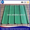 Galvanized Steel Corrugated Metal Sheet Roof Panel , Roofing Materials , PPGL Sheet