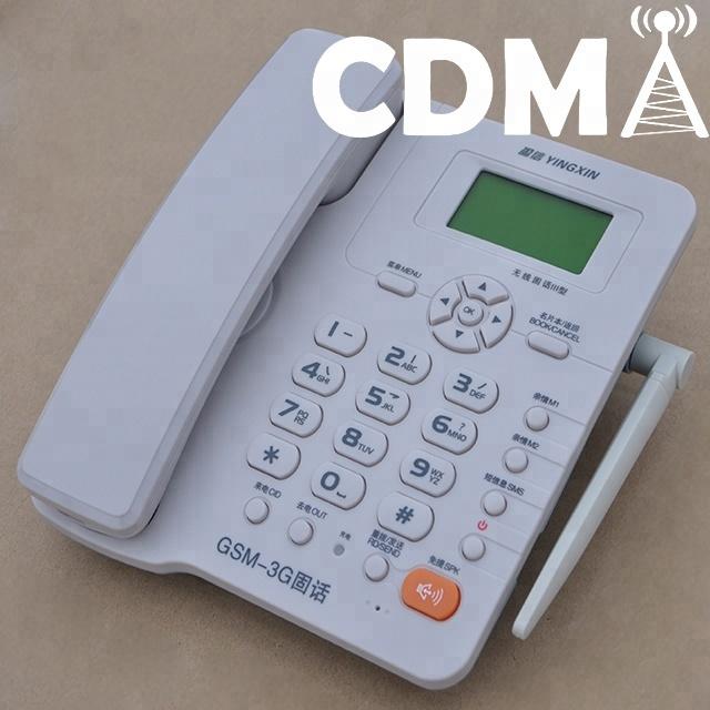 Cordless Home Phone Cdma Landline Table Phone With Sim Card - Buy Cdma  Landline,Cordless Home Phone,Table Phone With Sim Card Product on  Alibaba com