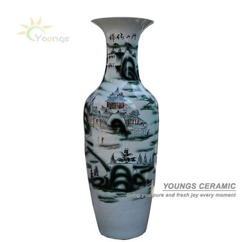 Chinese Large Indoor Vase 3ft To 6 Ft Tall Buy Large Indoor Vase