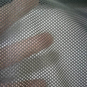 Cheap polyester mesh lining fabric, training bibs fabric
