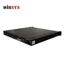 Cable TV 8 In 1 MPEG4 H.264 AVC AAC Audio HDMI Digital Video To ASI IP UDP Unicast Multicast Streaming Encoder Converter