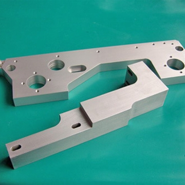 food packaging machine CNC part & atm machine metal parts