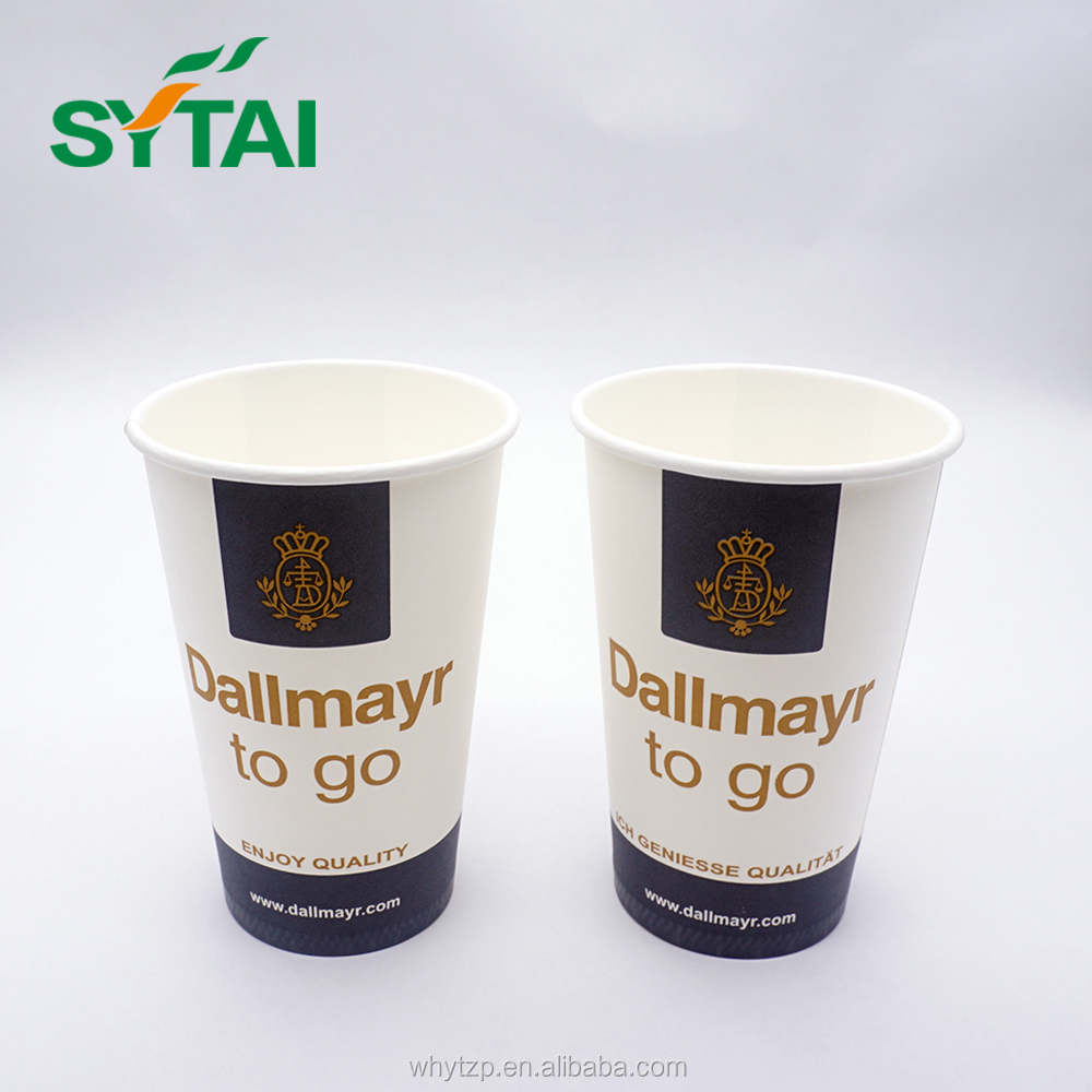 Paper coffee carton cup importers hot