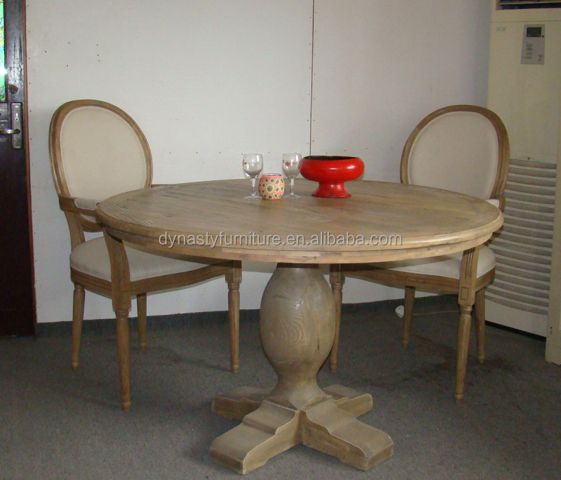 custom granite wooden round dining tables