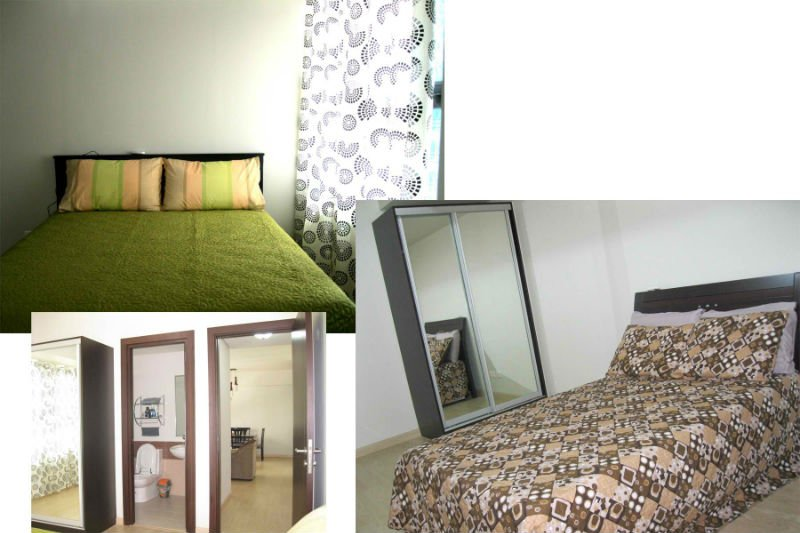 2 Bedroom, 2washroom fully furnished Condo Apartment