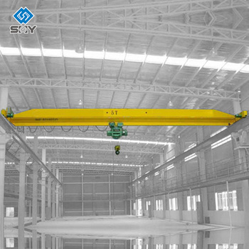 3 5 10 Ton Demag Single Girder Overhead Crane Price - Buy Overhead Crane 5  Ton Price,Overhead Travelling Crane,Demag 10 Ton Overhead Crane Product on
