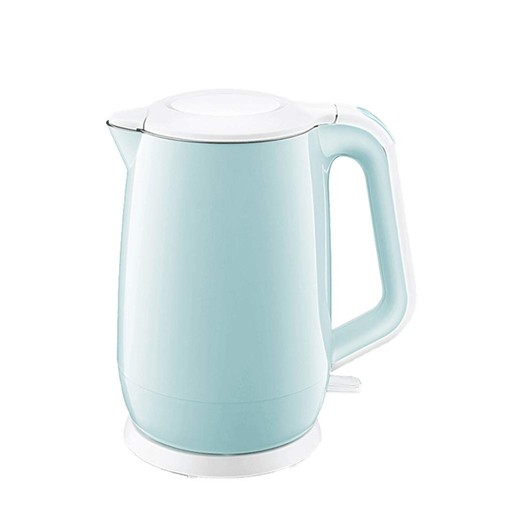 1800W Electric Kettle Insulation Anti-scalding Electric Kettle, 1.7 Liter Stainless Steel Kettle, Quick Boiling Teapot, Automatic Shutdown 220V