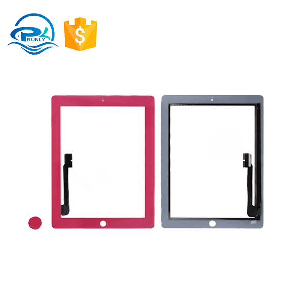 digitizer lcd screen For Apple iPad 3rd Generation 16GB Tablet Black White