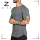 Bodybuilding Fitness Gym Sports Wear Mens Workout Muscle Fit T Shirts Wholesale