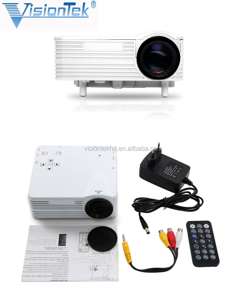 New latest portable projector mobile phone smartphone led for Latest pocket projector