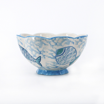 Home Restaurant Dineerware Sets Kitchen Accessories Blue Ceramic Bowls -  Buy Kitchen Accessories Ceramic Bowl,China Dinner Set Bowls,Wholesale Food  ...