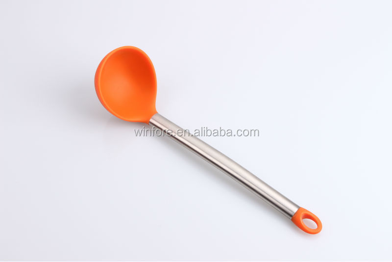 Hot Selling Kitchen Utensils Set Silicone With Nylon