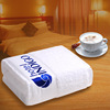 Promotion Environmental Cotton Hotel Bath Mat Hotel non-slip bathroom floor thin bath mat