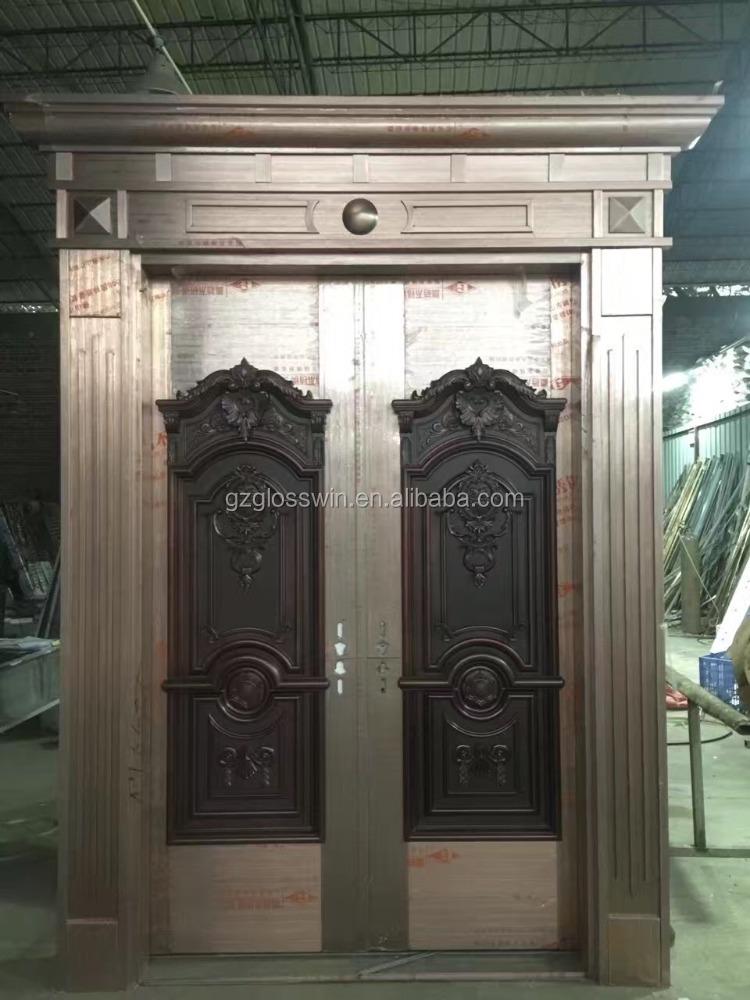 Luxury Stainless Steel Entry Door Luxury Stainless Steel Entry Door