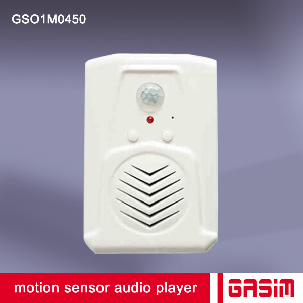 2014 new design motion sensor mp3 speaker