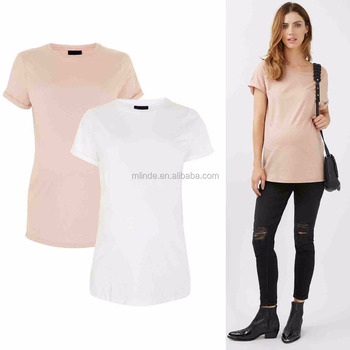 3b38c806176 Maternity Tops Plus Size Women Tops And Blouses Wholesale Custom Made In  China Wholesale Manufacture T-shirts - Buy Maternity Tops,Plus Size Women  ...