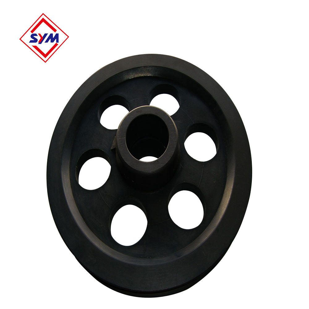 Hot Sale China Manufactured Different Types Of Tower Crane Rope Pulley Wheel Sheave For Sale In Dubai
