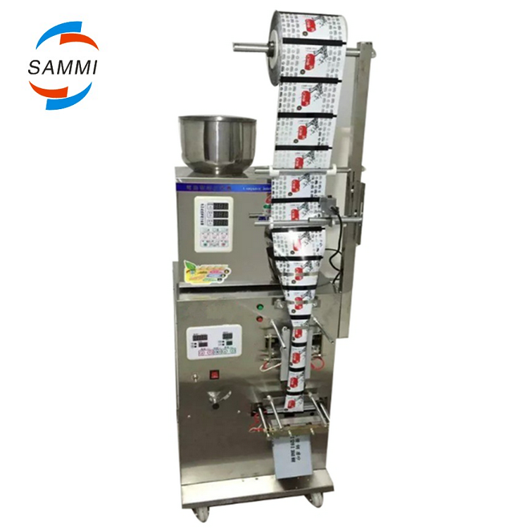 Vertical Form Fill Seal packing machine for rice, tea, powder , nut , granule
