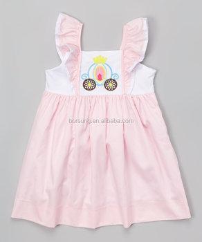 a58eca5f3252 Latest Summer Kids Clothes Children Cartoon Embroidery Sleeveless ...