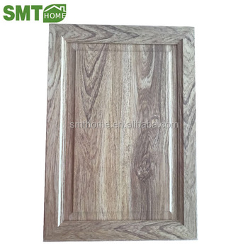 Simple Style Pvc Foiled Kitchen Cabinet Doors Cheap Buy Kitchen
