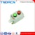 IP66 Aluminum Alloy Explosion Proof Push Button DC220V/AC380 For Emergency Stop