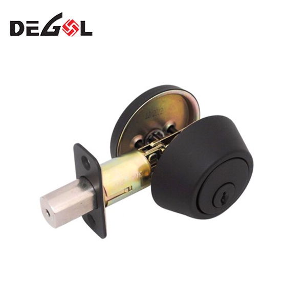 Low Price Hotel Keyless Deadbolt Door Lock