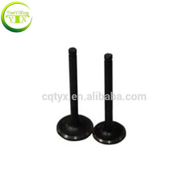 2016 Hot Sale CG125 Intake & Exhaust Engine Valves