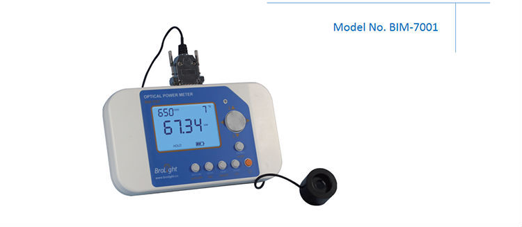 Customizable Portable and Handheld Digital Optical Power Meter with Photodetectors Used for Laser and Other Optical Measurement