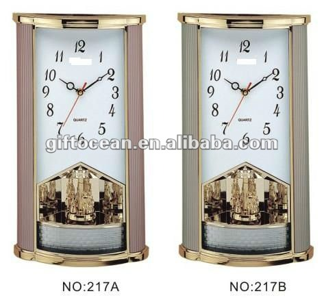 home or office or hotel melody pendulum wall clock
