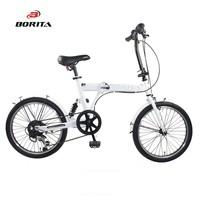 China High Quality 20 inch 6 Speed Folding Bike Bicycle