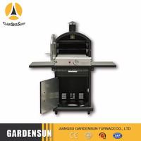new design barbecue chicken gas grill cheap price