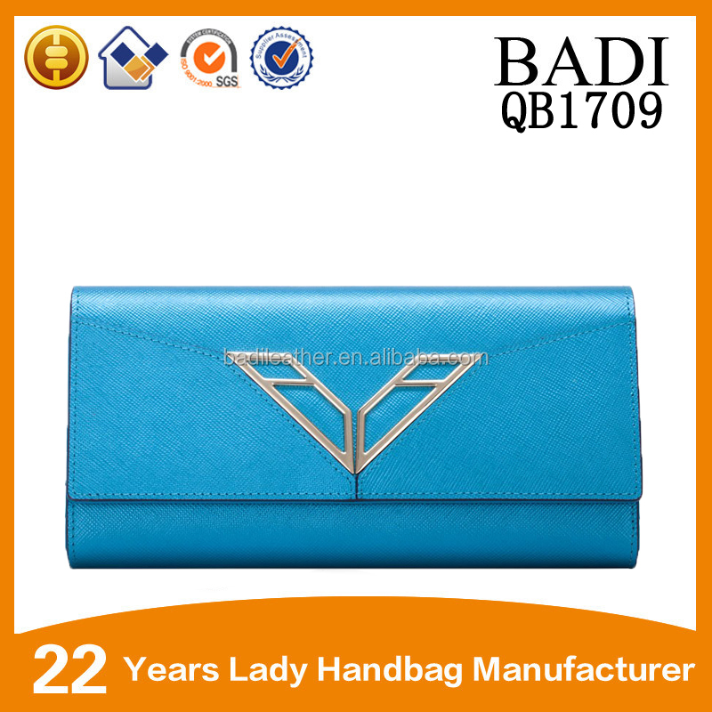 wholesale 2017 ladies fashion design wallets women elegant clutch bags