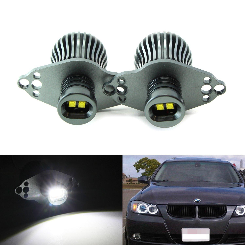 Low Beam HID Xenon Halogen Light Bulbs Volkswagen Rabbit 2006 2007 2008 2009
