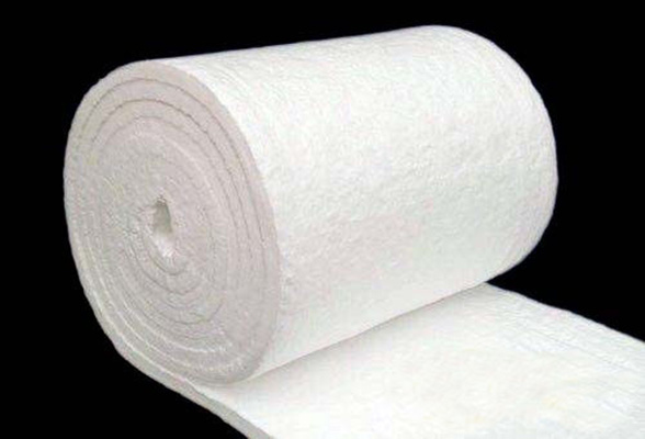 Flexible Insulation Bio Soluble Ceramic Fiber Blanket For