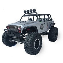Remo <span class=keywords><strong>RC</strong></span> 1073-SJ 1/10 simulierte <span class=keywords><strong>rock</strong></span> <span class=keywords><strong>crawler</strong></span> 4wd 4x4 gebürstet elektrische hobby truggy lkw auto fernbedienung