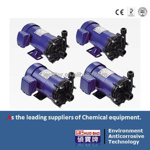 Industry Leader High Quality Chemical Pump for Surface treatment