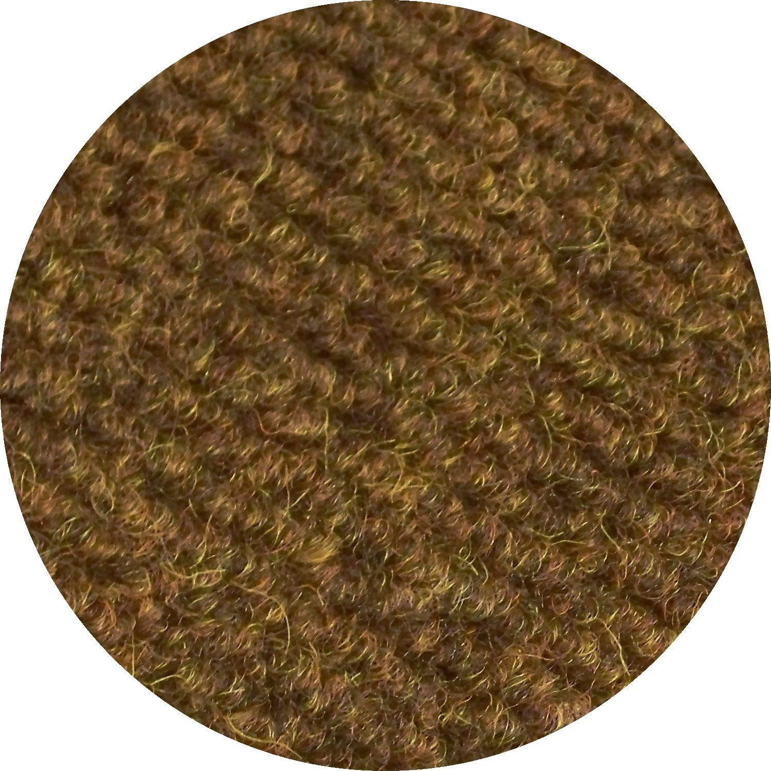 """Landing Mat for Essential Carpet Stair Treads - Style: Velour - Color: Brown - Size: 24"""" x 36"""""""