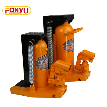 draurable and high-performance portable hydraulic jack