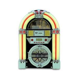 Portable jukebox Retro Table-top Digital CD Player USB Playback Jukebox