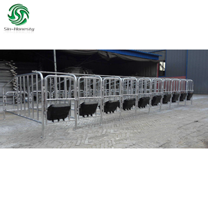 Gestation pen hog crates for sale