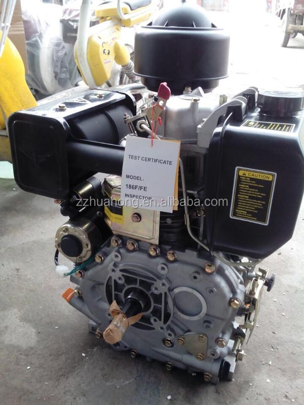 Motors HR186FA disel engine