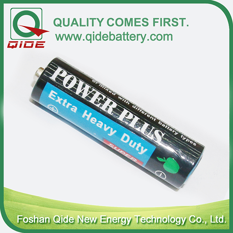 Factory Sale QIDE OEM ONE-OFF UM4 R03 1.5V AAA Size ZN-MN Battery